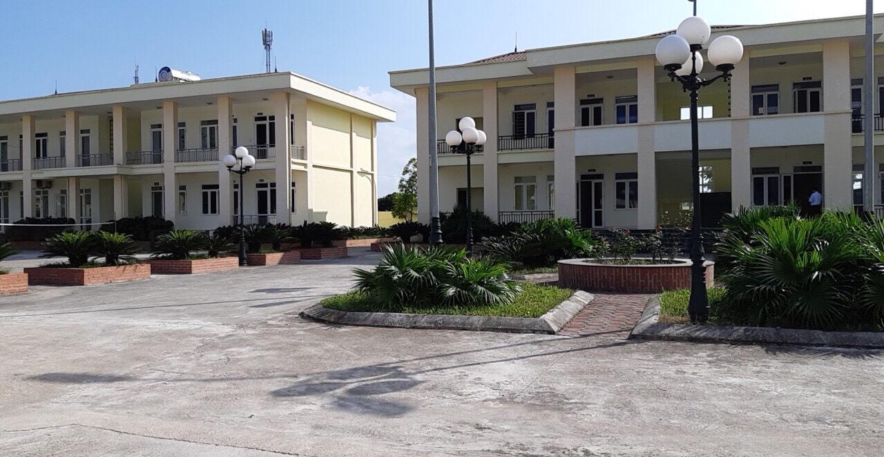Trạm thu phí cầu Thái Hà