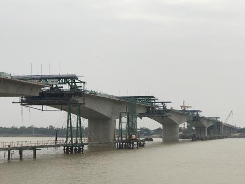 Thi công xây dựng cầu