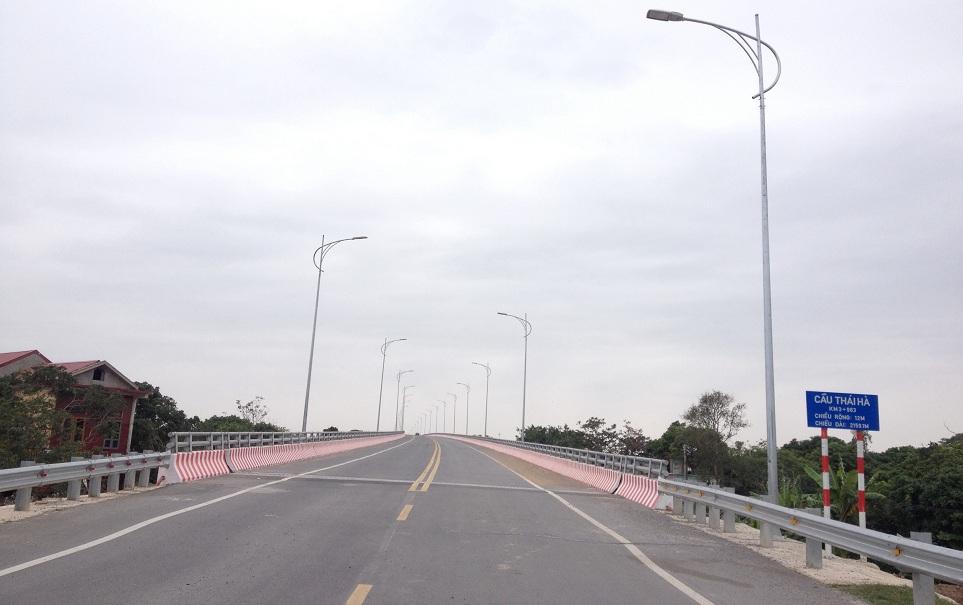 Chuyển đổi hình thức xây cầu Thái Hà